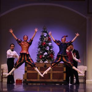The Nutcracker ballet has captivated audiences