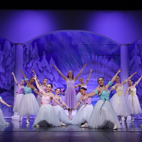 Clair waltz of the flowers holiday classic