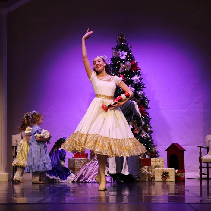Nutcracker Ballet Clair