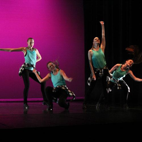 Kelowna's premier tap dance studio